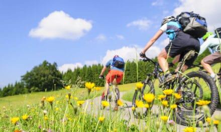 Fahrradfahren in München