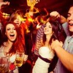 Freunde finden Berlin Clubs Party