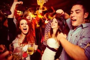 Freunde finden Berlin Clubs Party Köln