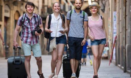 Urlaub mit Freunden in Barcelona
