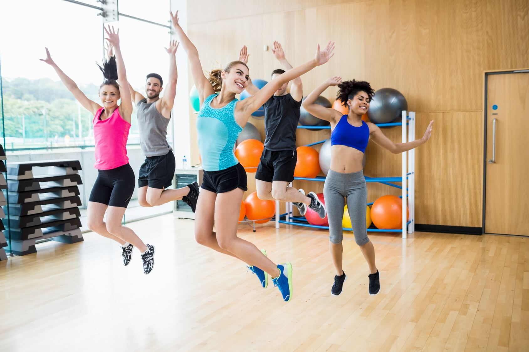 Freunde finden Berlin Sportverein Fitness