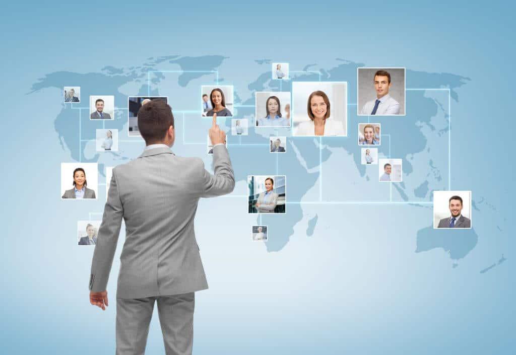 Netzwerken - mit dem passenden Netzwerk die richtigen Leute finden