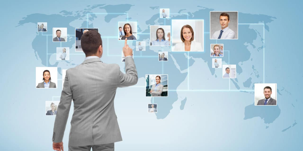 Netzwerken Kontakte knüpfen