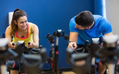 Fitness Freunde finden