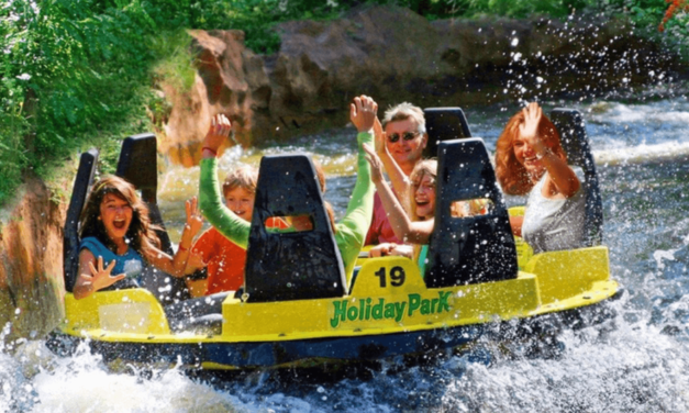 Holiday Park Rabatt 35%