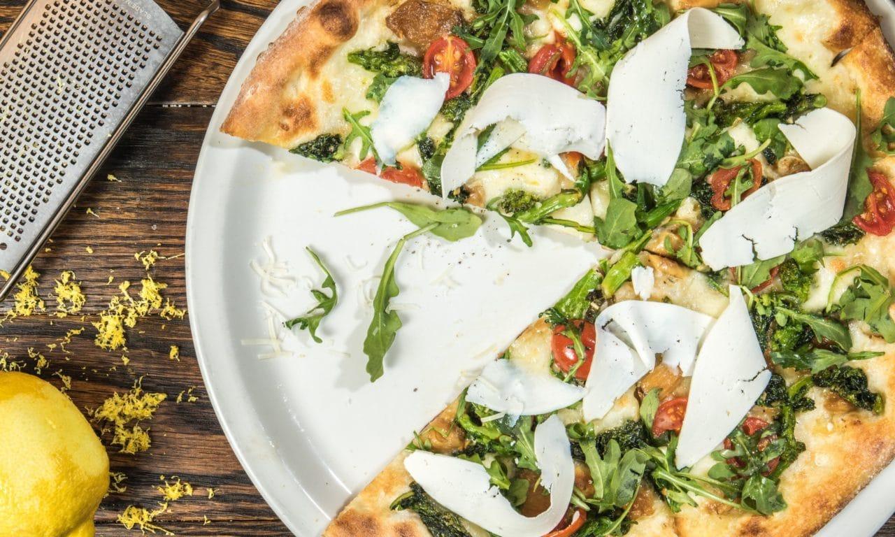 Die perfekte Pizza