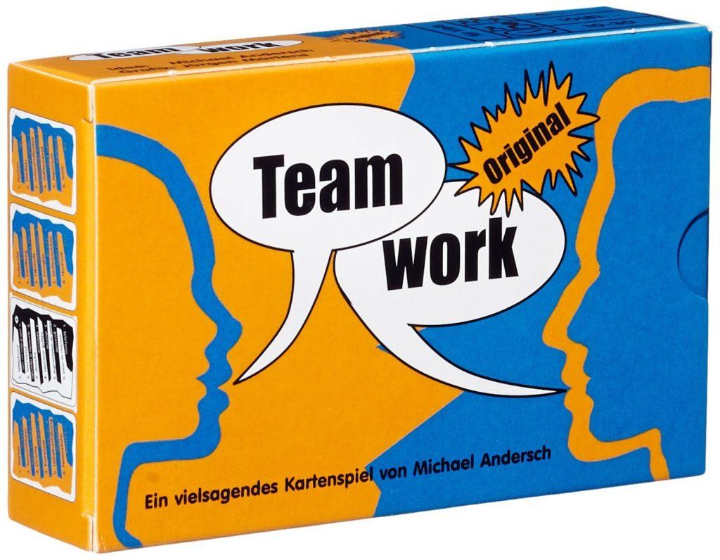 Teamwork Spiel