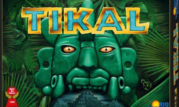 Tikal – Spiel des Jahres