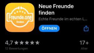 Freunde finden App kostenlos