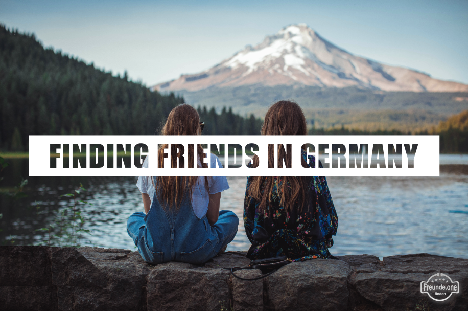 find friends in germany