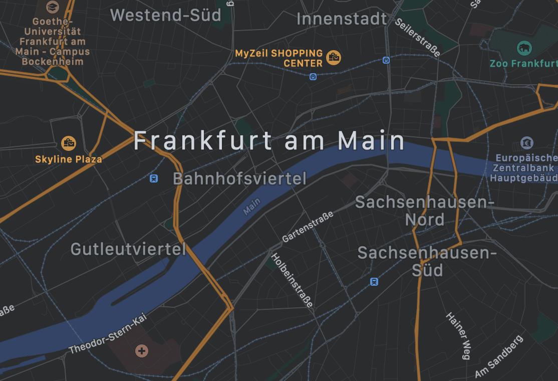 Freunde kennenlernen frankfurt