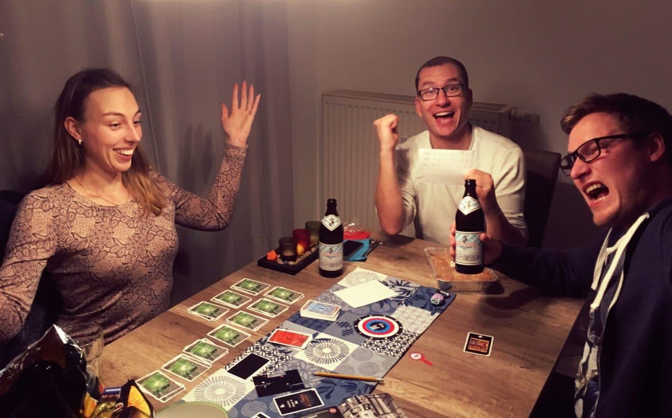 Exit the room für lustigen Spieleabend