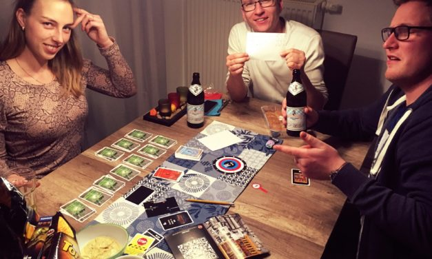 Die besten Spiele für Spieleabend mit Freunden