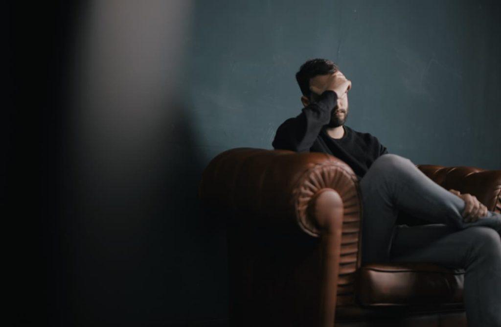 Alleinleben schürt Depression und Ängste