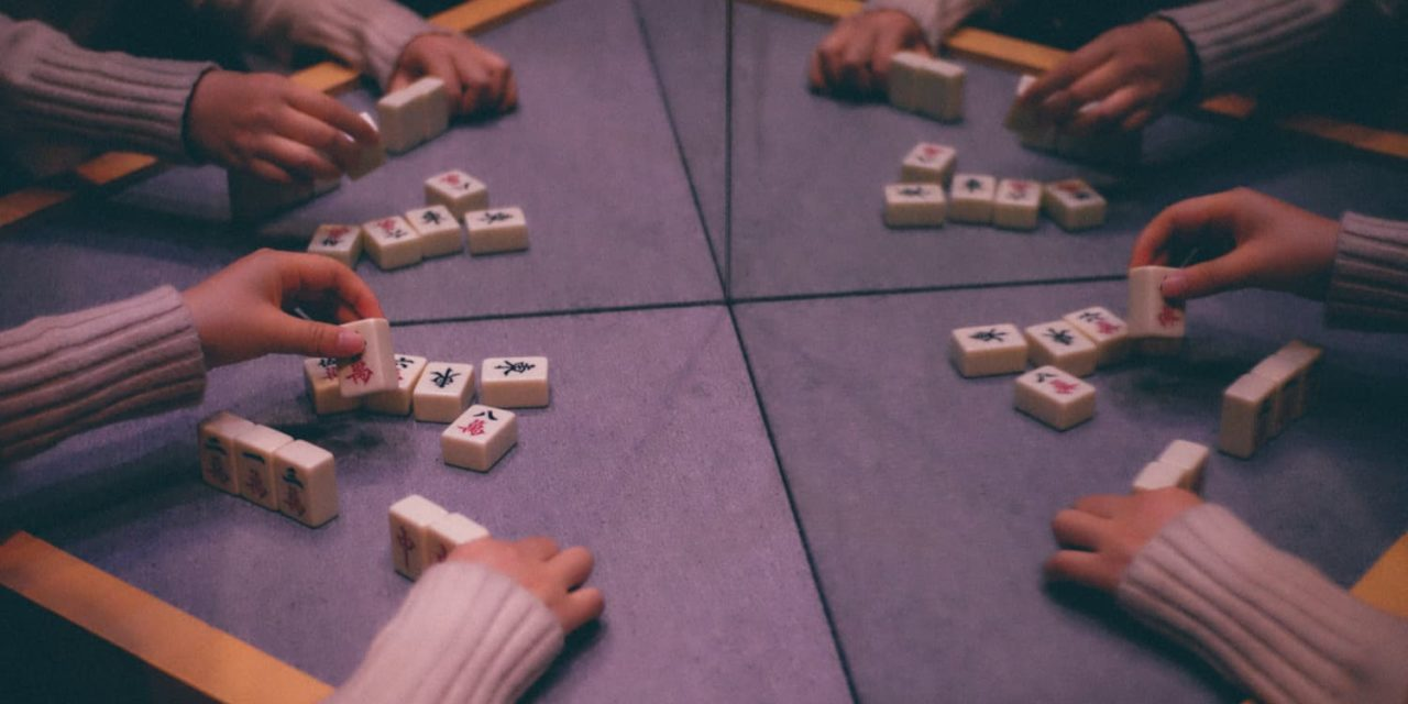 Mahjong Spiele