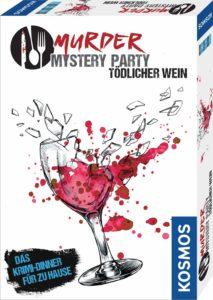 Mystery Party Spiel Silvester