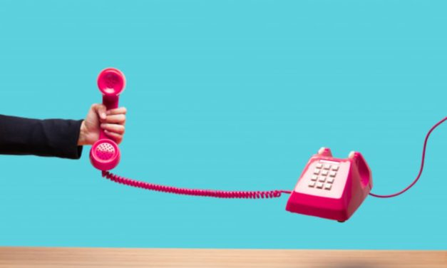 Sich austauschen und telefonieren in Corona-Zeit