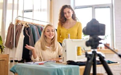 Eigene Kleidung von zu Hause aus zu nähen ist eine wunderbare Idee