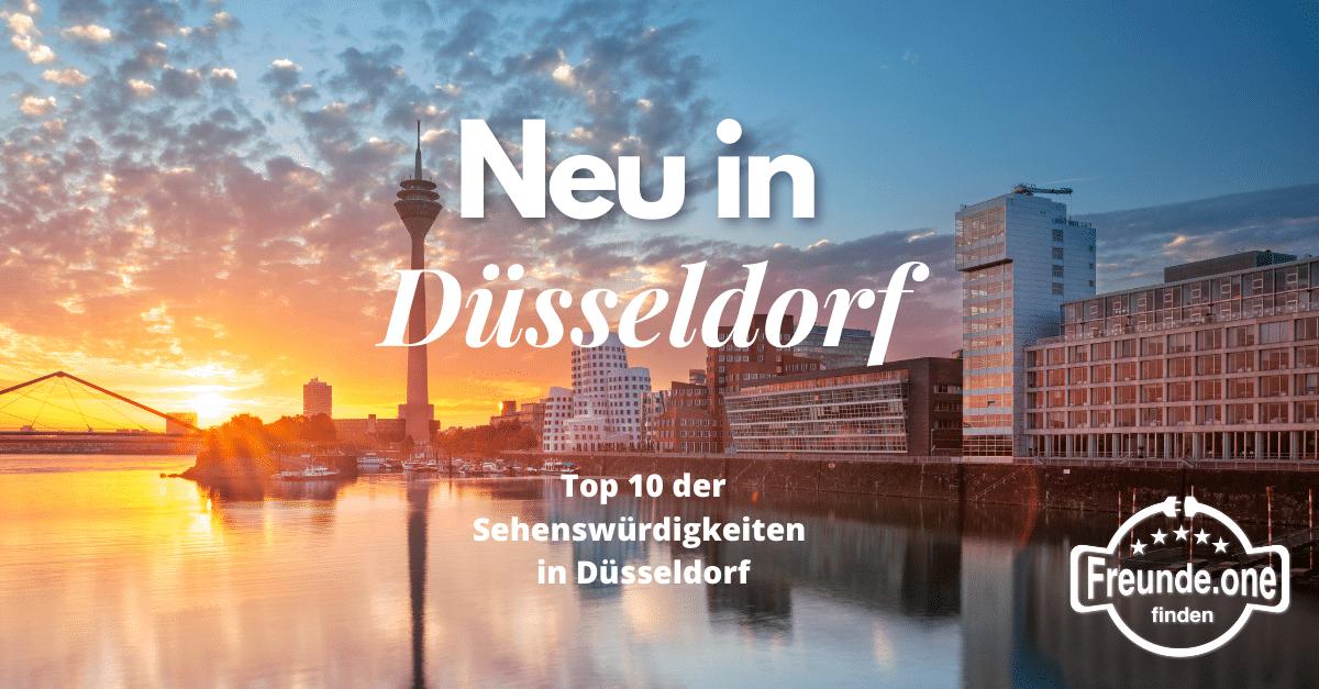 Neu in Düsseldorf
